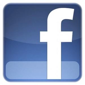 Facebook logo on The Guru Hub
