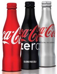 Coke - Coke Zero - Diet Coke